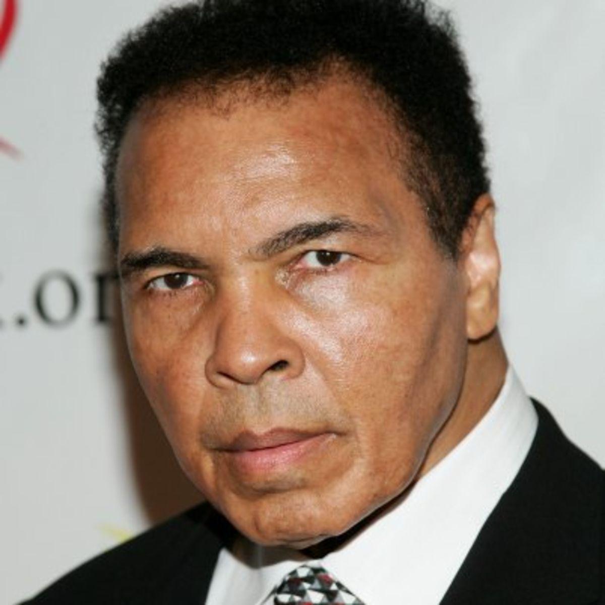 Muhammed Ali Clay