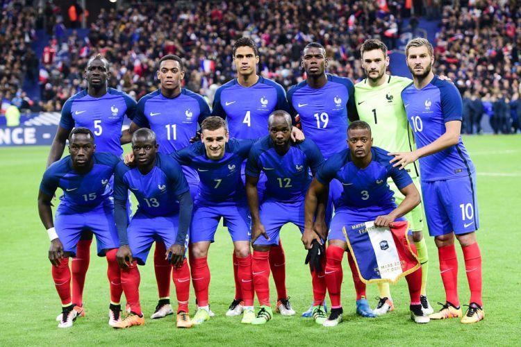 Euro 2016 Fransa Milli Takımı