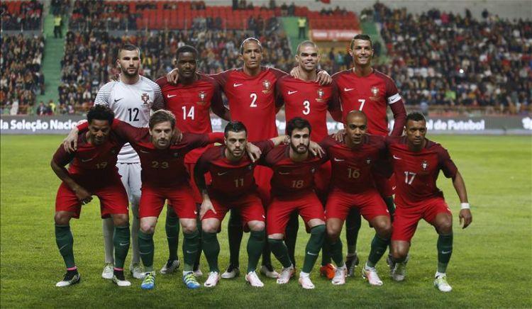 Euro 2016 Portekiz Milli Takımı