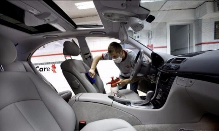 Araba Nasıl Temizlenir?