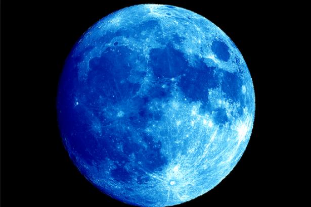 Mavi Ay Nedir? Neden Olur?